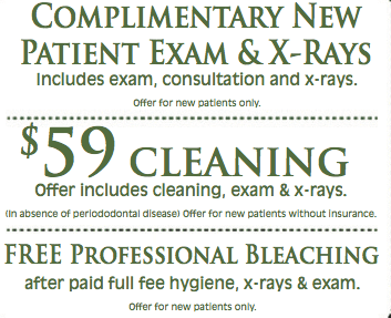 Oyster Bay NY Dentist Office New Patient Specials